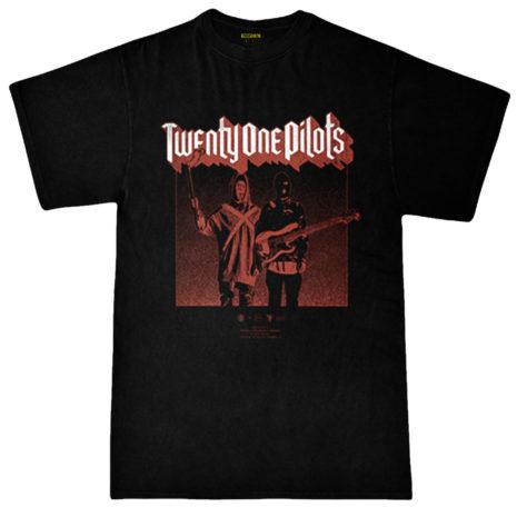 Twenty One Pilots Torchbearer Tshirt
