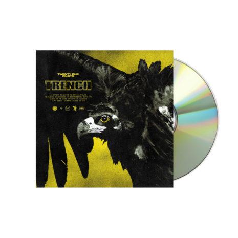 Twenty One Pilots Trench CD
