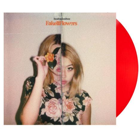 BEABADOOBEE Fake It Flowers Red Vinyl