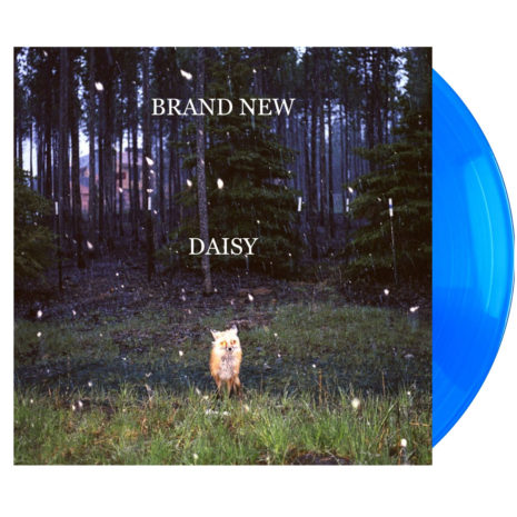 BRAND NEW Daisy Blue Vinyl