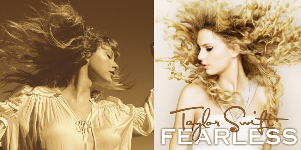 TAYLOR SWIFT Fearless Taylor Version Preorder in the Philippines