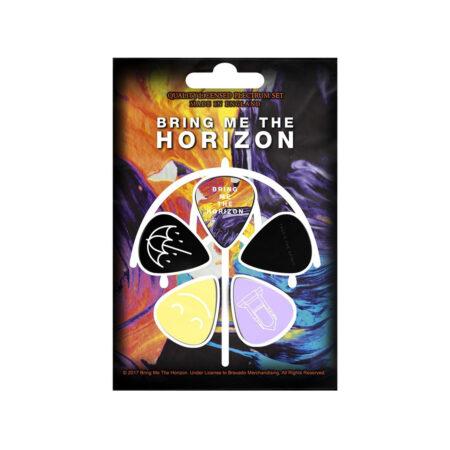 Bring Me The Horizon That's The Spirit Plectrum Guitar Pick