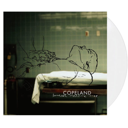 COPELAND Beneath The Medicine Tree White Vinyl