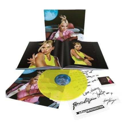 Dua Lipa Future Nostalgia Vinyl Box Set Open