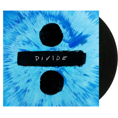 ED SHEERAN Divide Vinyl