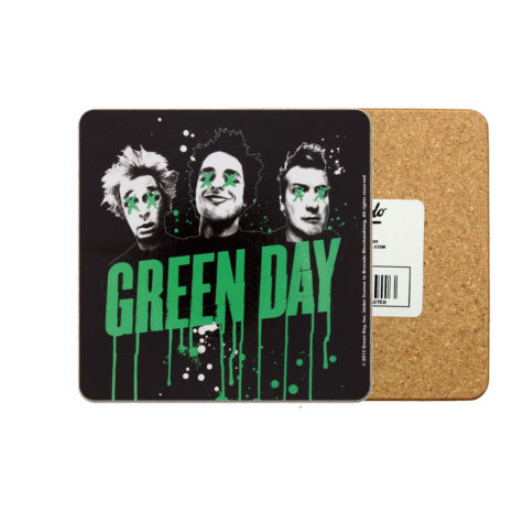 GREENDAY Drips Coaster