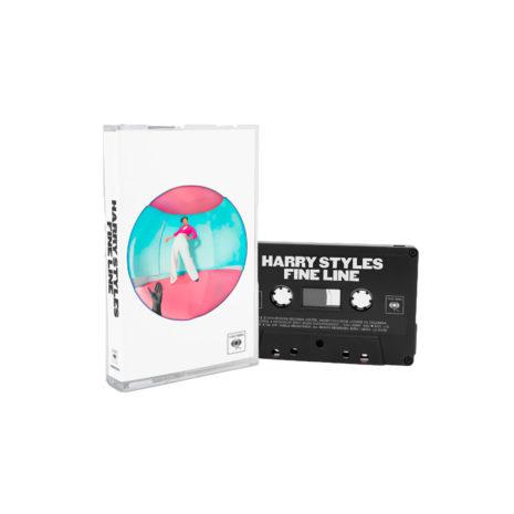 Harry Styles Fine Line Cassette