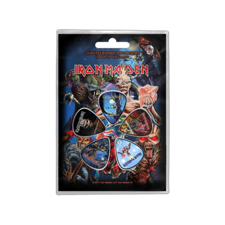 IRON MAIDEN Plectrum