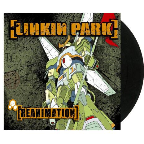 Linkin Park Reanimation Vinyl