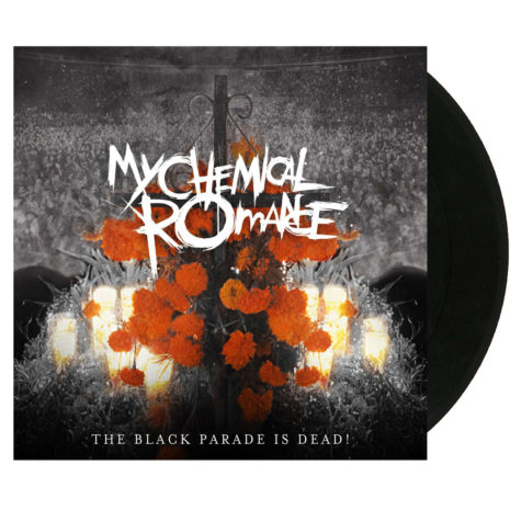 My Chemical Romance The Black Parade Is Dead Vinyl
