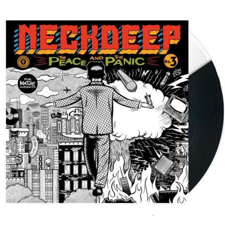NECK DEEEP Peace And Panic Vinyl