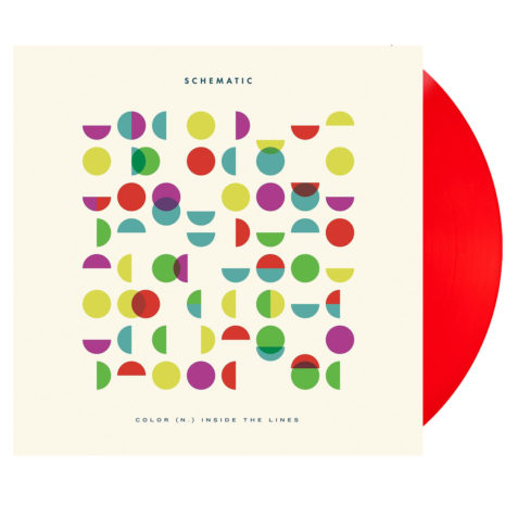 Schematic - Color (n.) Inside The Lines Vinyl