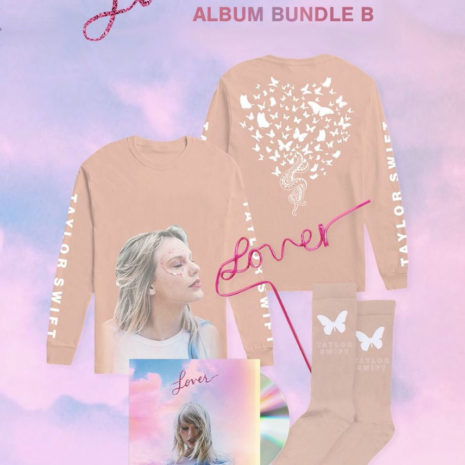 Taylor Swift Amazon Box Set B 2