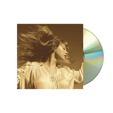 Taylor Swift Fearless Taylor Version CD