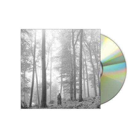 Taylor Swift In The Trees CD