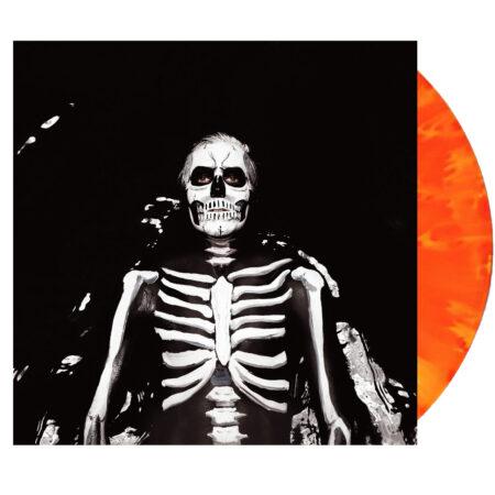The Maine Forever Halloween Cloudy Orange Vinyl