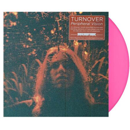 Turnover Peripheral Vision Vinyl