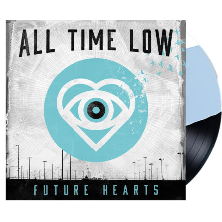ALL TIME LOW Future Hearts Vinyl