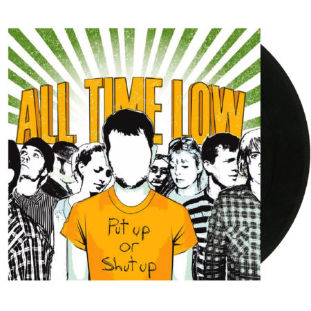 All Time Low Put Up or SHut Up Vinyl