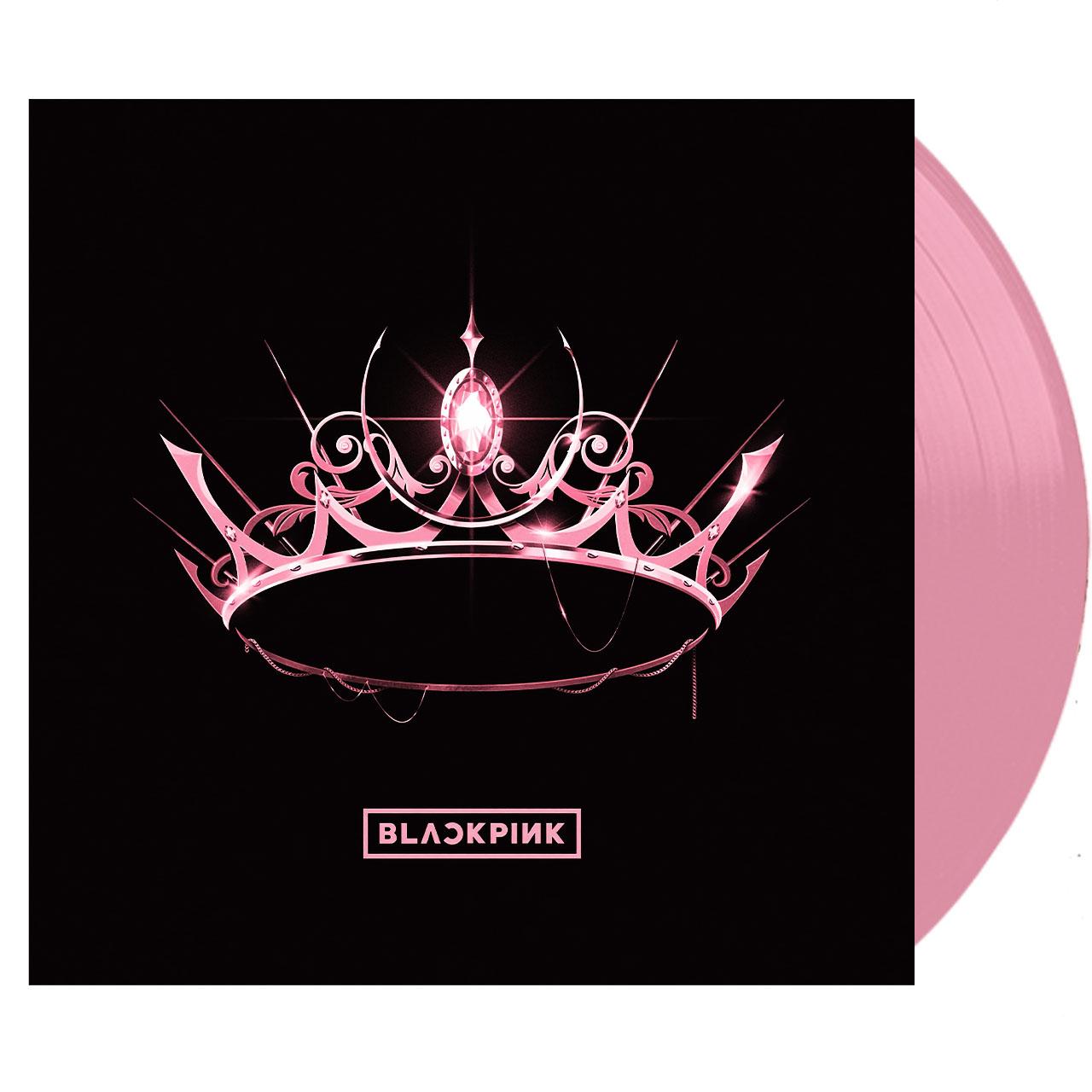BLACKPINK The Album Pink Vinyl