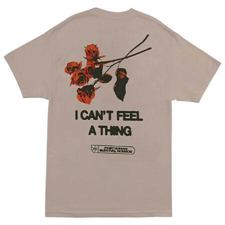 BMTH Flowers Back Tshirt