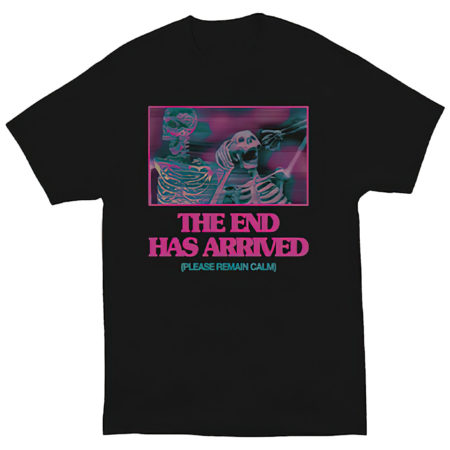 BMTH The End Has Arrived Front Tshirt