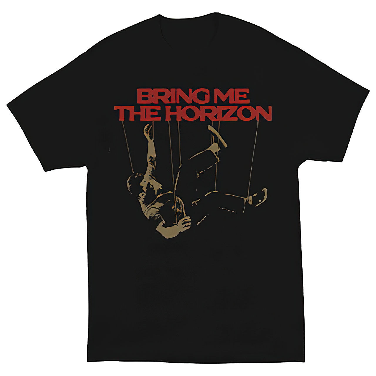 BRING ME THE HORIZON Wipe The System Tshirt