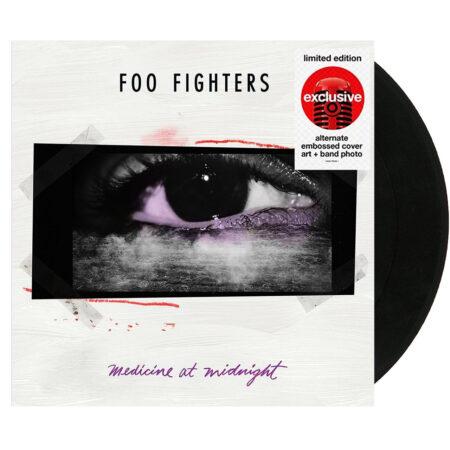 FOO FIGHTERS Medicine At Midnights Target Vinyl