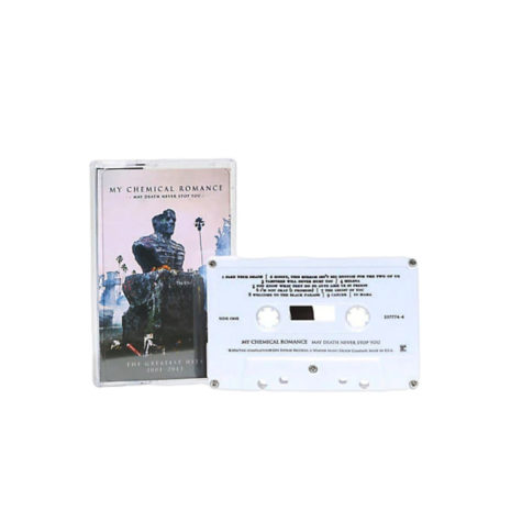 MY CHEMICAL ROMANCE May Death Never Stop You Cassette