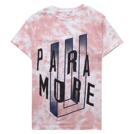 PARAMORE After Laughter Tie Dye Tshirt