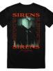SLEEPING WITH SIRENS Inverse Tshirt Back