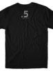 SLIPKNOT Gray Chapter Skull Tshirt Back