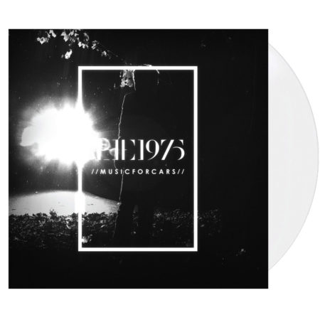 THE 1975 Music For Cars Vinyl LP