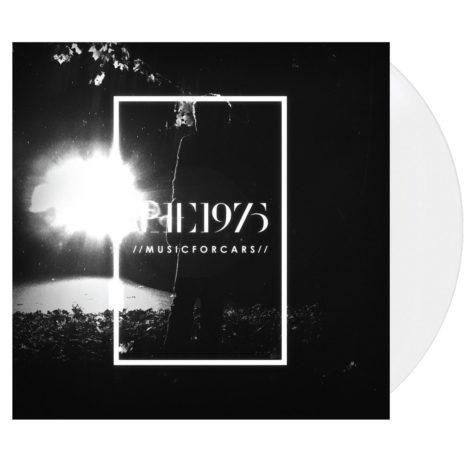 THE 1975 Music For Cars Vinyl LP