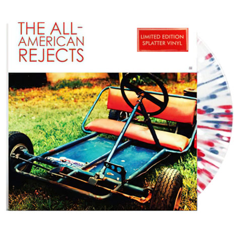 The All American Rejects Self Titled Vinyl
