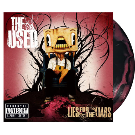 The Used Lies For The Liars Vinyl