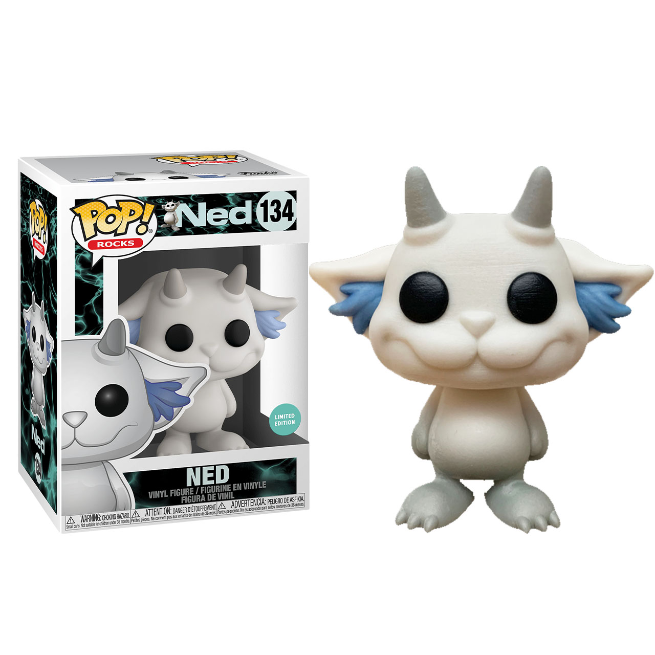 TWENTY ONE PILOTS Ned Funko Toy