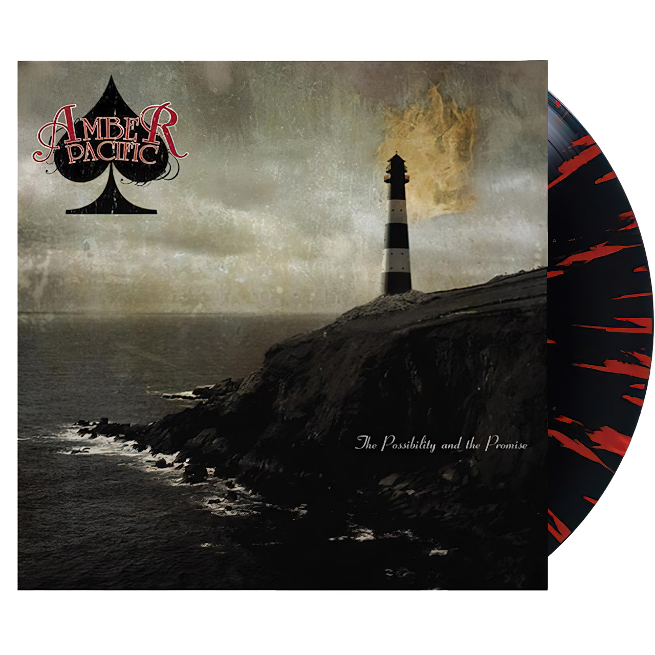 AMBER PACIFIC The Possibility And The Promise Vinyl