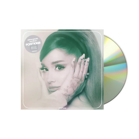 Ariana Grande Positions 2 CD