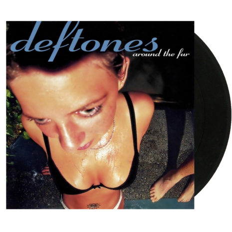 DEFTONES Around The Fur vinyl