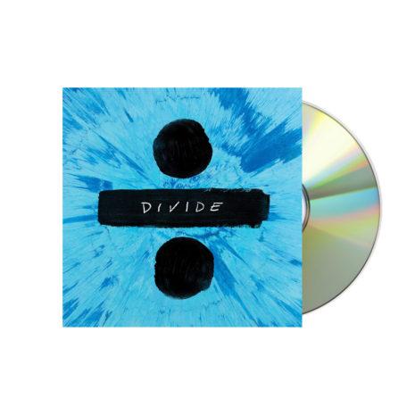 ED SHEERAN Divide CD