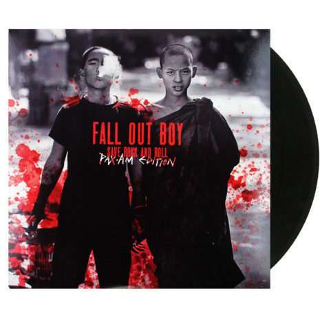 FALL OUT BOY Save Rock And Roll Pax Am Edition Vinyl