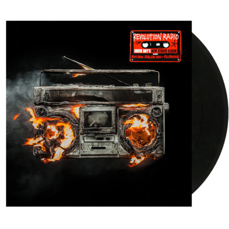 GREEN DAY Revolution Radio Vinyl