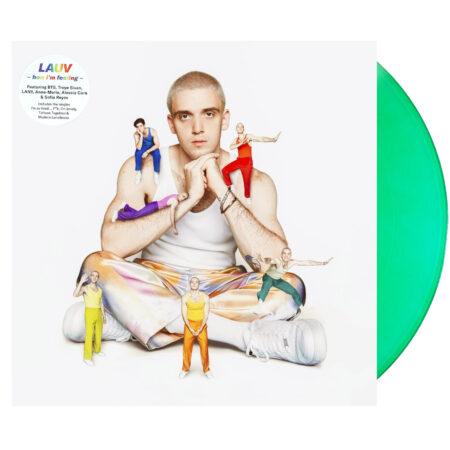 Lauv How im Feeling Vinyl Green LP