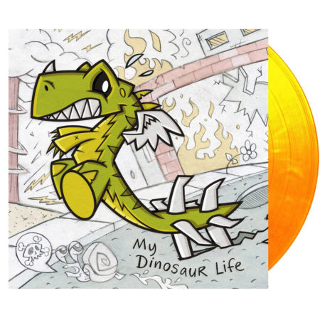 MOTION CITY SOUNDTRACK My Dinosaur Life Vinyl