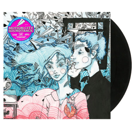 Motion City Soundtrack - Even If It Kills Me 10th Anniversary Edition Black Vinyl