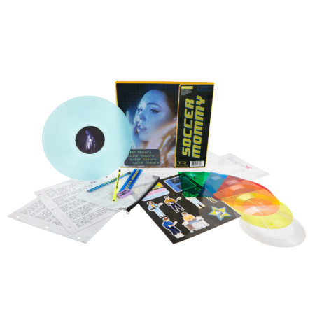 SOCCER MOMMY Color Theory Deluxe Binder Box Set 2