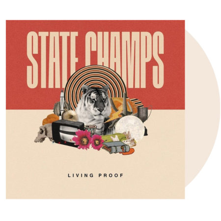 STATE CHAMPS Living Proof Vinyl