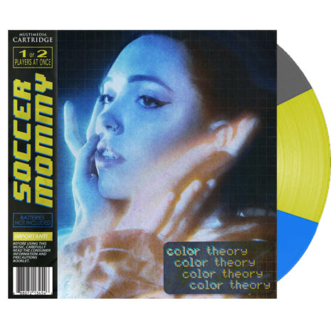 Soccer Mommy Color Theory Vinyl