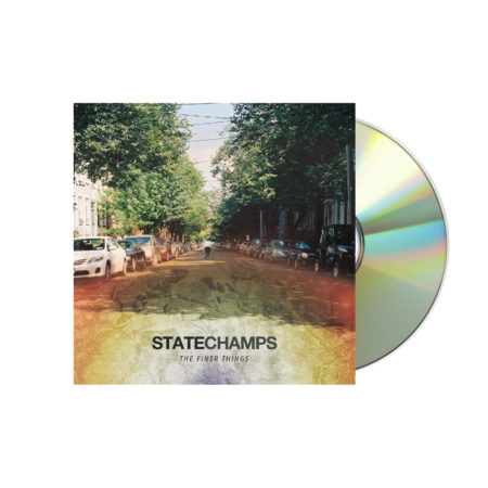 State Champs Finer Things CD